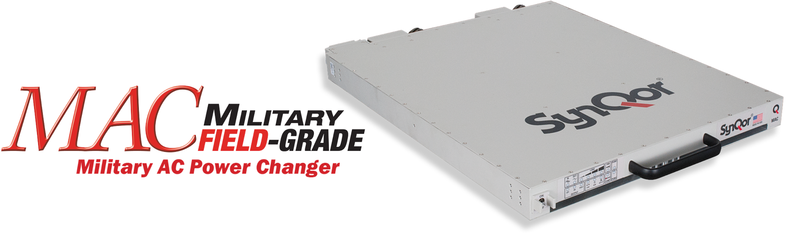 MAC - Military 3-Phase AC Changer