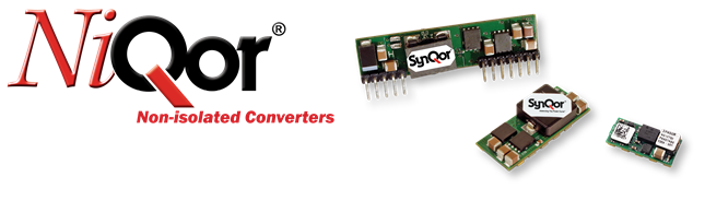 NiQor-Non-Isolated, Ultra-High Efficiency DC-DC Converters